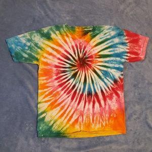 Youth Handmade Tye Dye Shirt